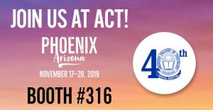 Join Us at ACT! Booth #316